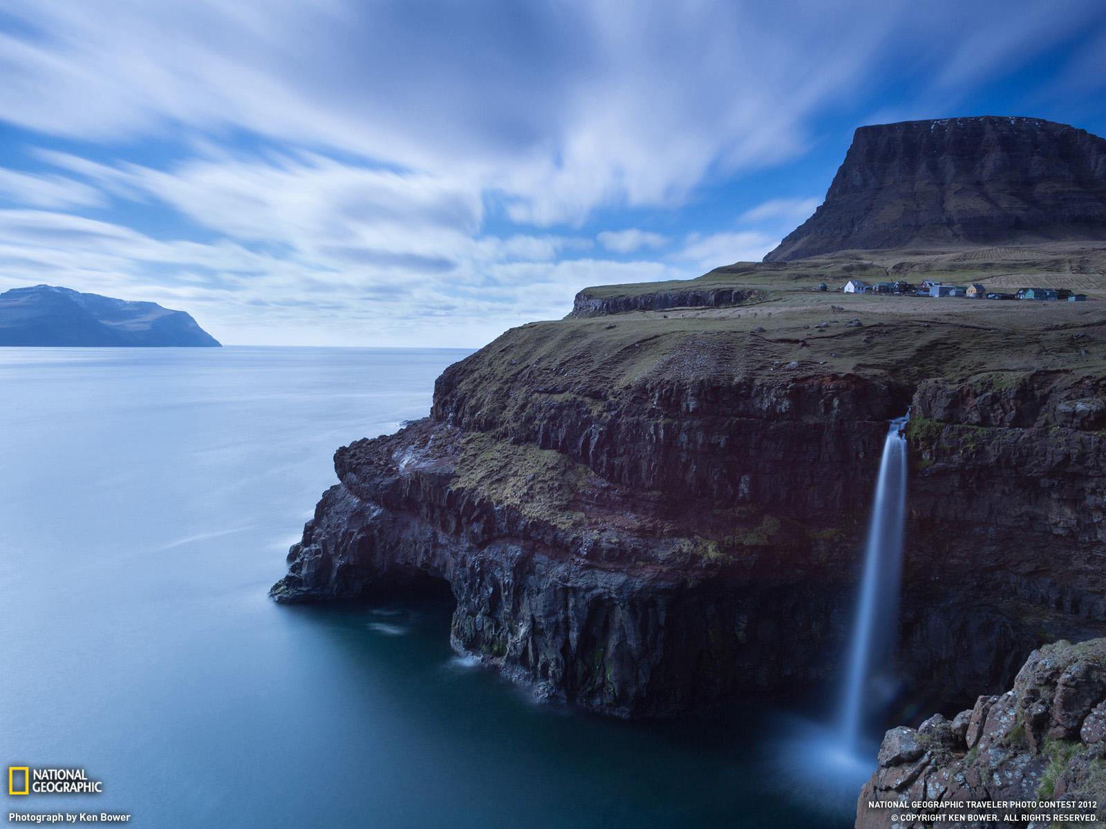 Faroes landscape